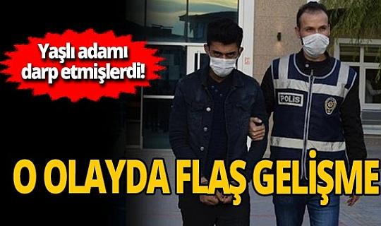 Burdur'da yaşlı adamın darp edilmesine ilişkin tekrar yakalanan 5 zanlıdan 1'i tutuklandı
