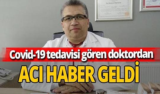 Bursa'da koronavirüse yakalanan doktor Ali Murat Dilek hayatını kaybetti