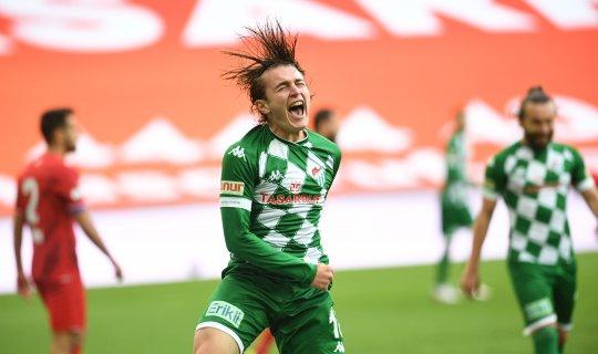 Bursaspor'da 15 futbolcu sokağa çıkamıyor