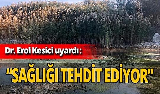 """Dr. Erol Kesici'den 'dip suyu' uyarısı: """"Sağlığı tehdit ediyor"""""""