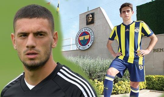 Fenerbahçe 2. Merih Demiral vakası ile karşı karşıya