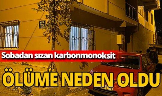 İzmir'de sobadan sızan gazdan zehirlenen Yaşar Ersan öldü, oğlu yaralı