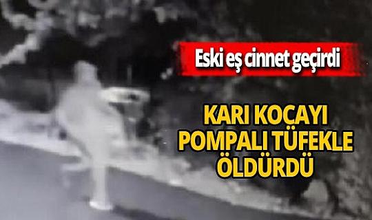 Silivri'de dehşet! Talihsiz çift pompalı tüfekle vuruldu