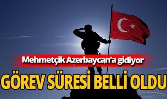 Son dakika! Mehmetçik Azerbaycan'da ne kadar kalacak? Görev süreleri açıkladı!
