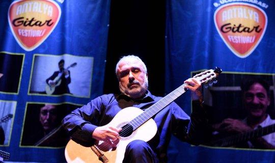 Uluslararası Antalya Gitar Festivali tüm heyecanıyla başladı