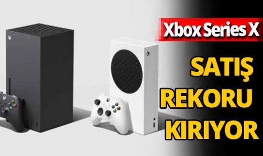 Xbox Series X satış rekoru kırıyor