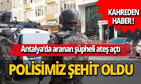 Kahramanmaraş'ta Muhammet Karataş'ın yakalanması için düzenlenen operasyonda Barış Göl şehit oldu