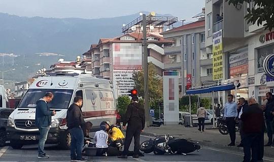 Antalya'da korkunç kaza...