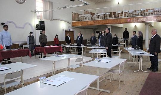 Antalya'da meclis oturum ücretini bağışladılar