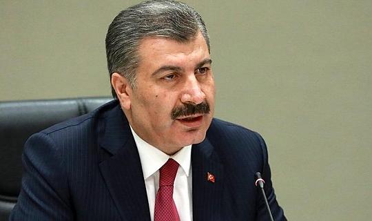 Sağlık Bakanı Fahrettin Koca, deprem bölgesinde incelemelerde bulundu