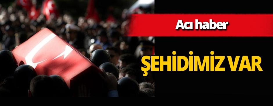 'Zeytin Dalı' Harekatı'ndan acı haber
