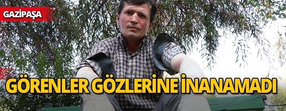 Gazipaşa'da 23 yıllık mücadele!