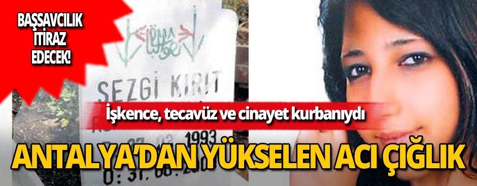 Antalya'dan yükselen acı çığlık!
