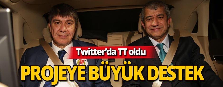 """''Ölümle TOKA'laşma"""" projesi Twitter'da TT oldu!"""