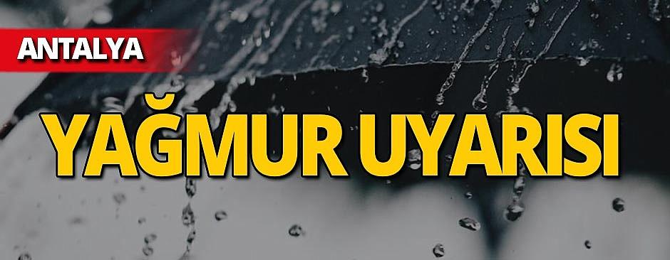 Meteoroloji uyardı: Sıcaklık azalıyor, yağmur geliyor!