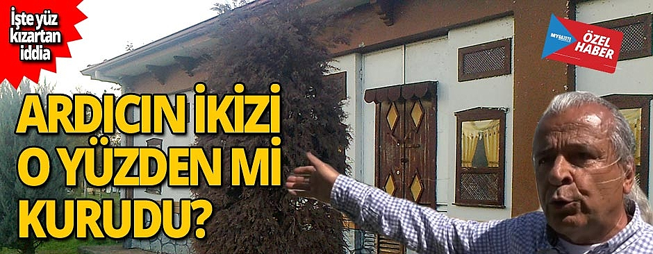 Antalya'da yüz kızartan iddia