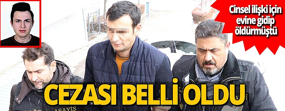 Eskişehir'de üniversite öğrenicisi Raşit Alpi'yi öldüren Mustafa Şen'e müebbet ve 10 yıl hapis