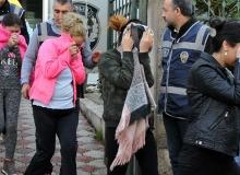 Antalya'da çete çökertildi