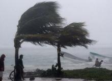 Antalya'ya fırtına uyarısı