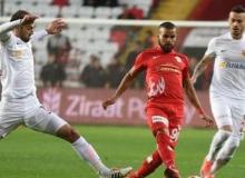 Antalyaspor kupaya veda etti