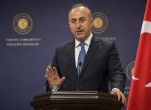 Bakan Çavuşoğlu'ndan Fransa'ya Afrin cevabı
