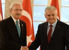 Başbakan'dan Kılıçdaroğlu'na bilgilendirme