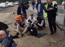 Antalya'da 14 kişi yaralandı