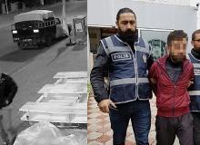 Antalya'da 27 işyerini soydu