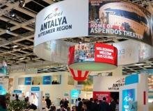 Antalya'dan Berlin'e büyük çıkarma