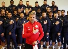 Antalyaspor'dan uzman çavuşa forma jesti