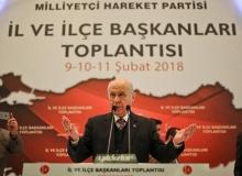 Bahçeli'den Kılıçdaroğlu'na eleştiri