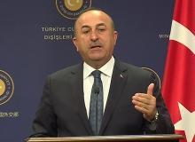 Bakan Çavuşoğlu'ndan ABD'ye rest