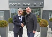 Murat Baydemir Nürnberg'de otel açtı