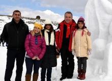 Saklıkent Kar Şenlikleri 11 Şubat'ta yapılacak