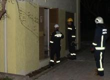 Antalya'da korkutan patlama