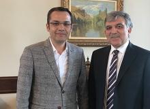 Antalyalı avukat Abdullah Gül ile ne konuştu?