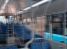 Halk otobüsünde iğrenç olay