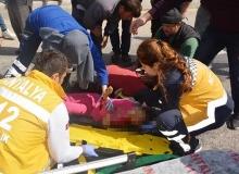 Kazada 7 yaşındaki Azra hayatını kaybetti