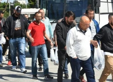 Antalya'da 60 kişi tutuklandı