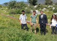 Antalya'da hibe tanıtımı