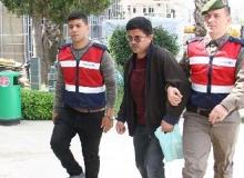 Antalya'da yakalandı