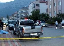 Antalya'daki cinayet ile ilgili flaş iddia