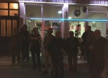 Antalya'daki deprem kameralara yansıdı