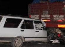 Antalya'daki kazada hayatını kaybetti
