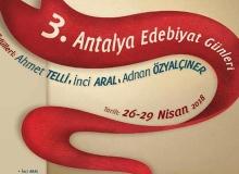 Antalya Edebiyat Günleri başlıyor