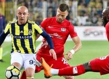 Antalyaspor umduğunu  bulamadı