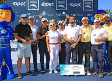 Dünya Kurumsal Golf turnuvası şampiyonları belli oldu