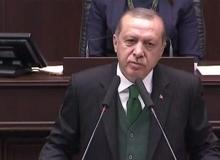 Erdoğan'dan gergin oturum ile ilgili açıklama
