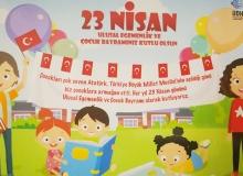 PTT'den 23 Nisan nostaljisi