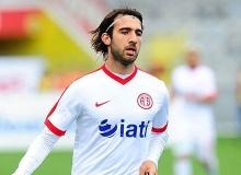 Antalyaspor'a veda etti